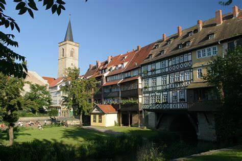 Erfurt, Thüringen